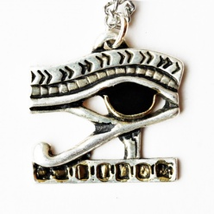 Pandantiv egiptean Ochiul lui Horus