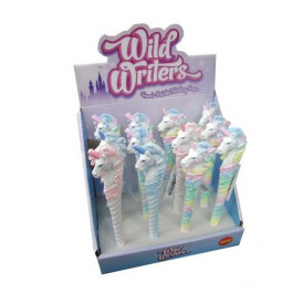 Pix sculptat Unicorn - Wild Writers 16 cm