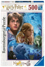 Puzzle 500 piese Harry Potter