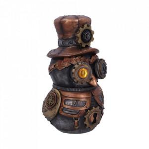 Statueta bufnita steampunk Hootle 23 cm