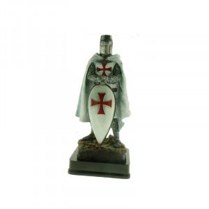 Statueta cavaler Templier 23 cm
