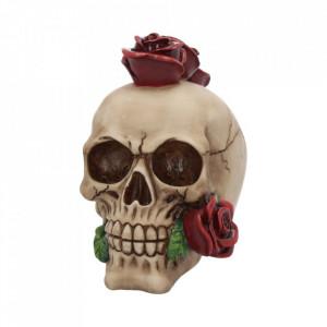 Statueta craniu Rosehawk 16 cm