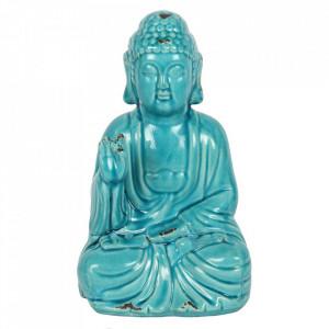 Statueta zeul Buddha rugandu-se