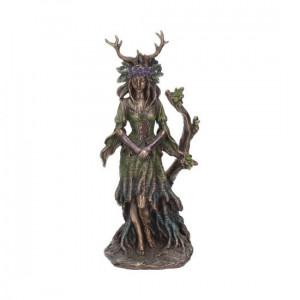 Statueta Doamna Padurii 25 cm