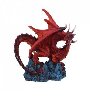 Statueta dragon Crimson Guard 16.5cm