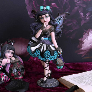 Statueta zana gotica Little Shadows Adeline 16.5 cm