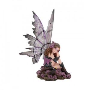 Statuetă zână Heather 15 cm