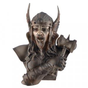 Statueta zeu nordic Thor 30cm