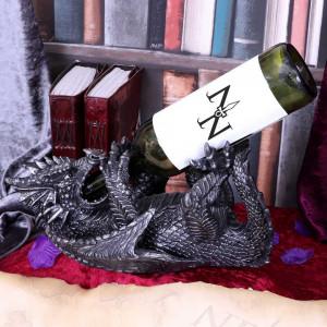 Suport sticle de vin Dragonul poznaș