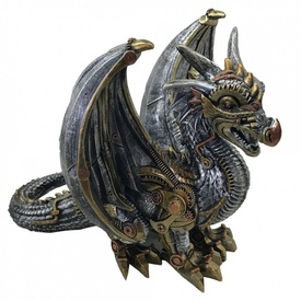 Statueta dragon steampunk Killing Machine