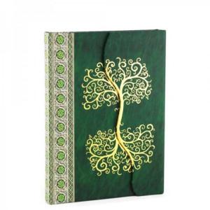 Agenda / Jurnal cartonat Copacul Vietii 17 cm