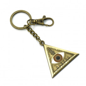 Breloc licenta Fantastic Beasts - Triange Eye