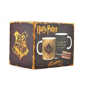 Cana termosensibila Harry Potter - Harta Marauder