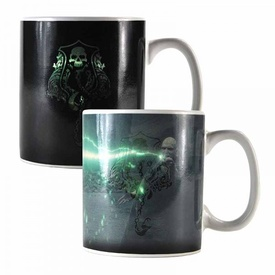 Cana termosensibila Harry Potter - Voldemort 400 ml