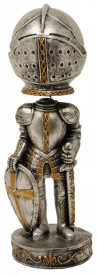 Cavaler medieval Bobble-head