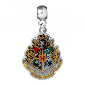 Charm placat argint licenta Harry Potter Hogwarts