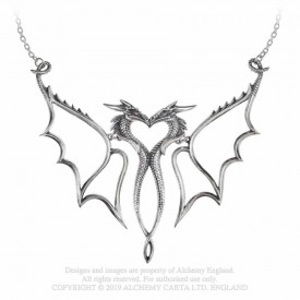 Colier Dragon Consort