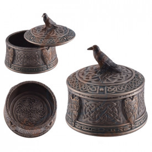 Cutie bijuterii Corbii lui Odin 10cm