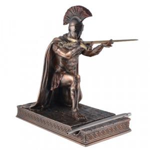 Cutit deschis corespondenta ofițer Roman - Centurion 18cm