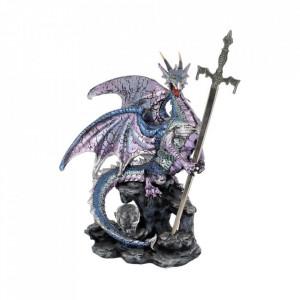 Cuțit deschis corespondența Sabia dragonului albastru