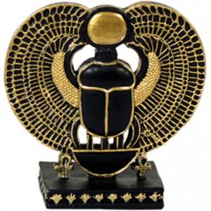 Figurina egipteana Scarabeu Sacru