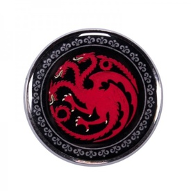 Insigna Game of Thrones - Casa Targaryen