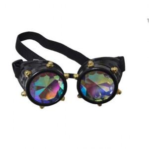 Ochelari steampunk Crystal Vision