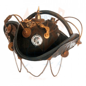 Palarie steampunk Tricornul Piratului