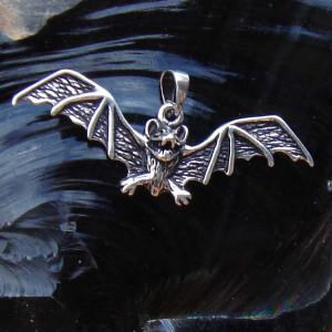 Pandantiv argint Liliac 4.7cm