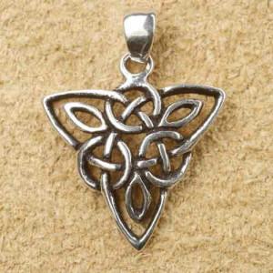 Pandantiv argint Nod celtic 2.5cm