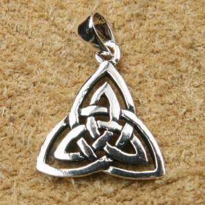 Pandantiv argint Nod celtic 2 cm