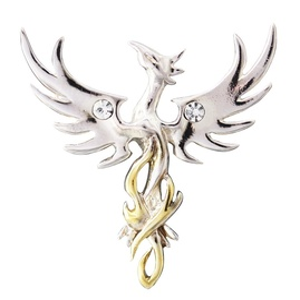 Pandantiv argint Phoenix din Soare - Anne Stokes