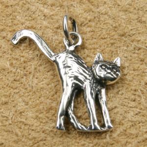 Pandantiv argint Pisicuta