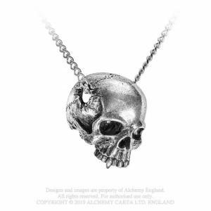 Pandantiv craniu demon Ramasite