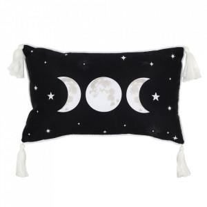 Perna rectangulara Luna Tripla 25x40cm