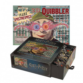 Puzzle 1000 piese Harry Potter - The Quibler Magazine
