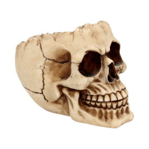 Scrumiera craniu Lobo 15 cm