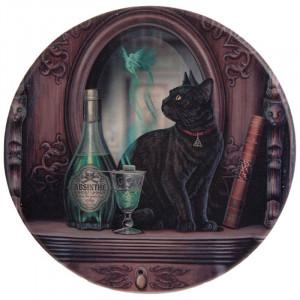 Set 4 coastere cu pisici, design Lisa Parker