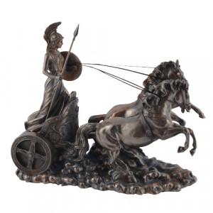 Statueta bronz Zeita Atena 27 cm