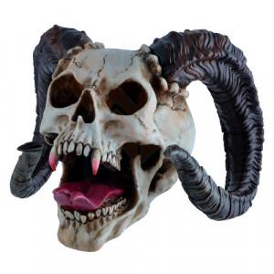 Statueta craniu demon Havoks Hellion 26cm