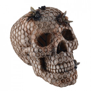 Statueta craniu Fagure 18cm