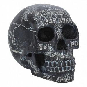 Statueta craniu Spirite intunecate 20cm