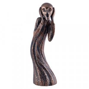 Statueta Edvard Munch - Tipatul 20 cm