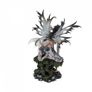 Statueta elf si dragon Jasmeen 48 cm