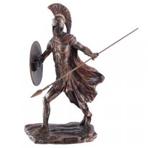 Statueta eroul grec Ahile 19cm