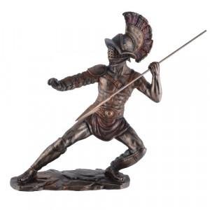 Statueta Gladiator Murmillo 25cm
