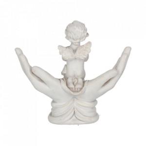 Statueta ingeras Inaltat la ceruri 11 cm
