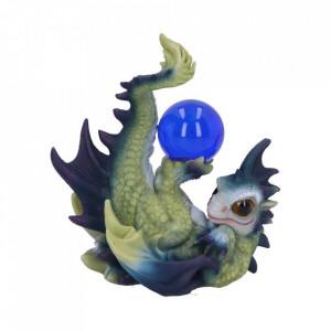 Statueta pui de dragon Playful Hatchling 14 cm
