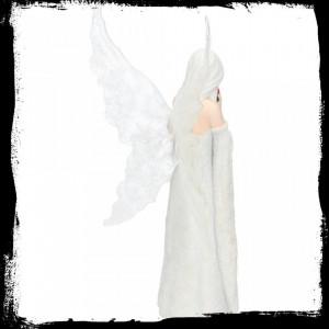 Statueta zana gotica Doar dragostea ramane 26 cm Anne Stokes