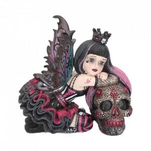 Statueta zana gotica Little Shadows Lolita 12cm